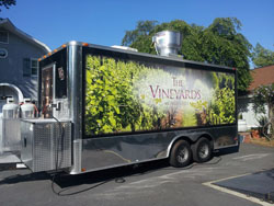 West Bend Vineyards Food Truck